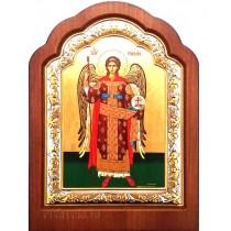 Icoana Argintata Sfantul Arhanghel Mihail