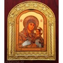 Icoana B1-14x17 cm Maica Domnului de la Bethleem