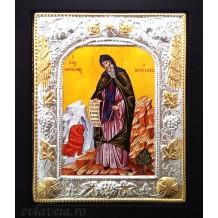 Icoana 19X24 cm - Sfantul Gherasim de la Iordan
