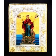 Icoana 19X24 cm Gradina Maicii Domnului
