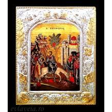 Icoana 19X24 cm Intrarea Domnului in Ierusalim