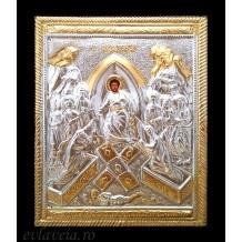 D4 - Icoana 19X24 cm Invierea Domnului