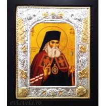I10 - Icoana 19X24 cm - Sfantul Luca al Crimeei