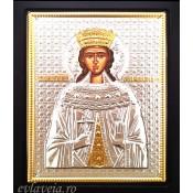 I50 - Icoana 19X24 cm - Sfanta Mucenita Irina