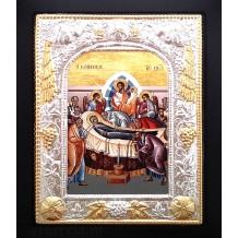 Icoana 19X24 cm Adormirea Maicii Domnului