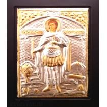 I42 - Icoana 19X24 cm Sfantul Fanurie