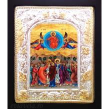 A1 - Icoana 19X24 cm - Inaltarea Domnului