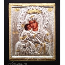 E33 -19X24 cm Maica Domnului din Vladimir