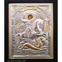 C6 - Icoana 19X24 cm - Sfantul Mucenic Gheorghe