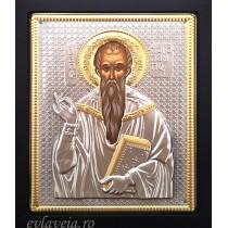 E8 - Icoana 19X24 cm - Sfantul Haralambie
