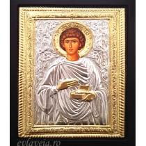 I13 - Icoana 19X24 cm Sfantul Pantelimon