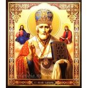 Icoana 20.5x24.5 cm Sfantul Ierarh Nicolae