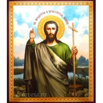 Icoana 20.5 X 24.5 cm Sfantul Ioan Botezatorul