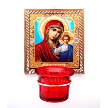 Candela de perete - Maica Domnului din Kazan