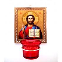 B5 - Candela de perete - Domnul Nostru Iisus Hristos