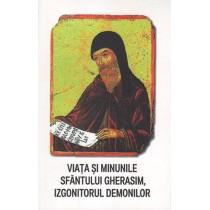 Viaţa şi minunile Sfântului Gherasim, izgonitorul demonilor